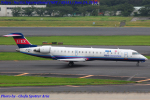 Chofu Spotter Ariaさんが、成田国際空港で撮影したアイベックスエアラインズ CL-600-2C10 Regional Jet CRJ-702の航空フォト(飛行機 写真・画像)