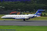 Chofu Spotter Ariaさんが、成田国際空港で撮影した中国個人所有 G650 (G-VI)の航空フォト(飛行機 写真・画像)