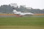 気分屋さんが、成田国際空港で撮影したEmergency Airlift Falcon 50の航空フォト(写真)