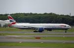 Wasawasa-isaoさんが、成田国際空港で撮影したブリティッシュ・エアウェイズ 777-336/ERの航空フォト(写真)