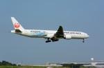 sonnyさんが、成田国際空港で撮影した日本航空 777-346/ERの航空フォト(写真)