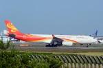 成田国際空港 - Narita International Airport [NRT/RJAA]で撮影された香港航空 - Hong Kong Airlines [HX/CRK]の航空機写真