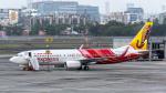 Piggy7119さんが、チャトラパティー・シヴァージー国際空港で撮影したエア・インディア・エクスプレス 737-86Nの航空フォト(写真)