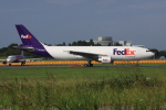しかばねさんが、成田国際空港で撮影したフェデックス・エクスプレス A300B4-622R(F)の航空フォト(写真)