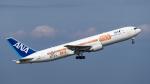 Piggy7119さんが、羽田空港で撮影した全日空 767-381/ERの航空フォト(写真)