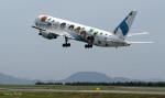 Cottonpanさんが、松山空港で撮影した全日空 767-381の航空フォト(写真)