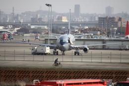 Koenig117さんが、名古屋飛行場で撮影したスカイ・アヴィエーション 737-2W8/Advの航空フォト(写真)