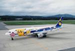 kumagorouさんが、庄内空港で撮影した全日空 767-381の航空フォト(飛行機 写真・画像)