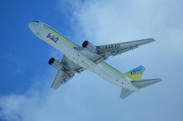 夏奈さんが、新千歳空港で撮影したAIR DO 767-33A/ERの航空フォト(写真)
