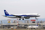 Love Airbus350さんが、福岡空港で撮影した全日空 A321-131の航空フォト(写真)