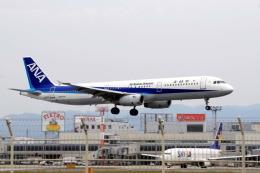 Love Airbus350さんが、福岡空港で撮影した全日空 A321-131の航空フォト(飛行機 写真・画像)