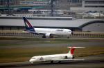 Love Airbus350さんが、福岡空港で撮影したマレーヴ・ハンガリー航空 767-27G/ERの航空フォト(写真)