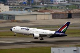 Love Airbus350さんが、福岡空港で撮影したマレーヴ・ハンガリー航空 767-27G/ERの航空フォト(飛行機 写真・画像)