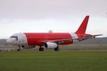 北の熊さんが、新千歳空港で撮影したエアアジア・ゼスト A320-232の航空フォト(写真)
