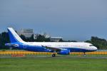 パンダさんが、成田国際空港で撮影した金鹿航空 A320-232 CJ Prestigeの航空フォト(写真)