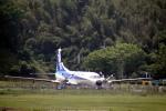 高松空港 - Takamatsu Airport [TAK/RJOT]で撮影されたエアーニッポン - Air Nippon [EL/ANK]の航空機写真