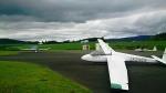 本田伝説さんが、スカイポートきたみで撮影した日本法人所有 ASK 13の航空フォト(写真)