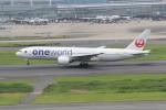 ANA744Foreverさんが、羽田空港で撮影した日本航空 777-246の航空フォト(写真)