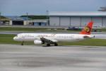 kumagorouさんが、那覇空港で撮影したトランスアジア航空 A321-131の航空フォト(飛行機 写真・画像)