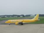 空の一つ星さんが、茨城空港で撮影したフジドリームエアラインズ ERJ-170-200 (ERJ-175STD)の航空フォト(写真)