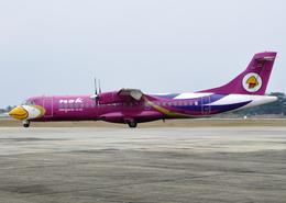 RA-86141さんが、チェンマイ国際空港で撮影したノックエア ATR 72-201の航空フォト(飛行機 写真・画像)