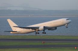 航空フォト:N571UA ユニカル・アヴィエーション 767-300