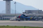 サボリーマンさんが、高松空港で撮影した香川県警察 S-76Bの航空フォト(飛行機 写真・画像)