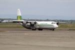 北の熊さんが、新千歳空港で撮影したリンデン・エアカーゴ L-100-30 Herculesの航空フォト(飛行機 写真・画像)