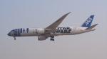 korosuke2913さんが、北京首都国際空港で撮影した全日空 787-9の航空フォト(写真)