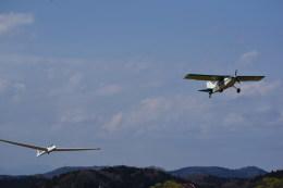 kumagorouさんが、角田滑空場で撮影した日本個人所有 M-7-235C Orionの航空フォト(飛行機 写真・画像)