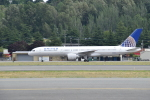 romyさんが、ボーイングフィールドで撮影したユナイテッド航空 757-222の航空フォト(写真)