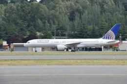 romyさんが、ボーイングフィールドで撮影したユナイテッド航空 757-222の航空フォト(飛行機 写真・画像)