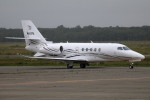 北の熊さんが、新千歳空港で撮影したBEELER RICHARD A SR (Private) 680A Citation Latitudeの航空フォト(写真)