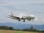 ジュネーヴ・コアントラン国際空港 - Geneva International Airport [GVA/LSGG]で撮影された日本航空 - Japan Airlines [JL/JAL]の航空機写真