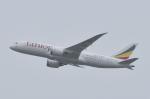 成田国際空港 - Narita International Airport [NRT/RJAA]で撮影されたエチオピア航空 - Ethiopian Airlines [ET/ETH]の航空機写真