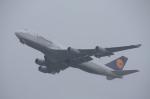 フレッシュマリオさんが、関西国際空港で撮影したルフトハンザドイツ航空 747-430の航空フォト(飛行機 写真・画像)