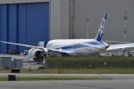 romyさんが、ペインフィールド空港で撮影した全日空 787-8 Dreamlinerの航空フォト(写真)
