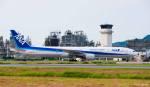 Cottonpanさんが、松山空港で撮影した全日空 777-381の航空フォト(写真)