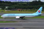 Chofu Spotter Ariaさんが、成田国際空港で撮影した大韓航空 737-9B5の航空フォト(写真)