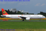 Chofu Spotter Ariaさんが、成田国際空港で撮影したトランスアジア航空 A321-131の航空フォト(飛行機 写真・画像)