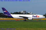Chofu Spotter Ariaさんが、成田国際空港で撮影したフェデックス・エクスプレス A300B4-622R(F)の航空フォト(飛行機 写真・画像)