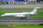 Chofu Spotter Ariaさんが、羽田空港で撮影したユタ銀行 G-IV-X Gulfstream G450の航空フォト(飛行機 写真・画像)