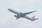 フレッシュマリオさんが、関西国際空港で撮影したチャイナエアライン 777-36N/ERの航空フォト(飛行機 写真・画像)
