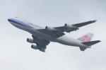 フレッシュマリオさんが、関西国際空港で撮影したチャイナエアライン 747-409F/SCDの航空フォト(飛行機 写真・画像)
