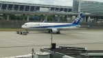 bellevueさんが、上海浦東国際空港で撮影した全日空 767-381/ERの航空フォト(写真)