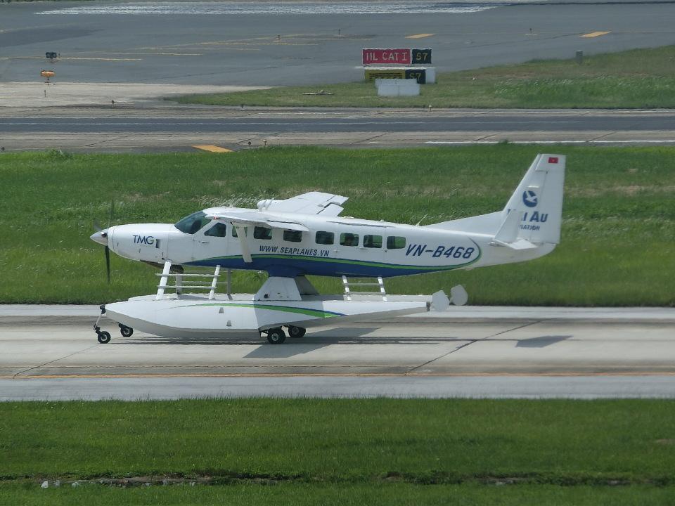 ぺペロンチさんのHai Au Aviation  (VN-B468) 航空フォト
