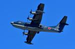 はるかのパパさんが、岩国空港で撮影した海上自衛隊 US-2の航空フォト(写真)