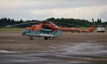 国分人777さんが、鹿児島空港で撮影したアルロサ航空 Mi-8Pの航空フォト(写真)