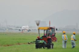 Nikon787さんが、松山空港で撮影した日本航空 737-846の航空フォト(写真)