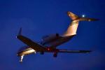 パンダさんが、成田国際空港で撮影した民生ジェット G-IV-X Gulfstream G450の航空フォト(飛行機 写真・画像)